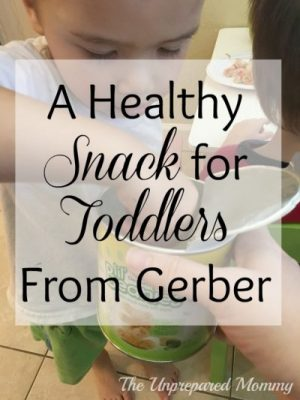 healthy snack toddlers