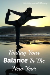 finding your balance 2