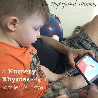 nursery rhyme educational app