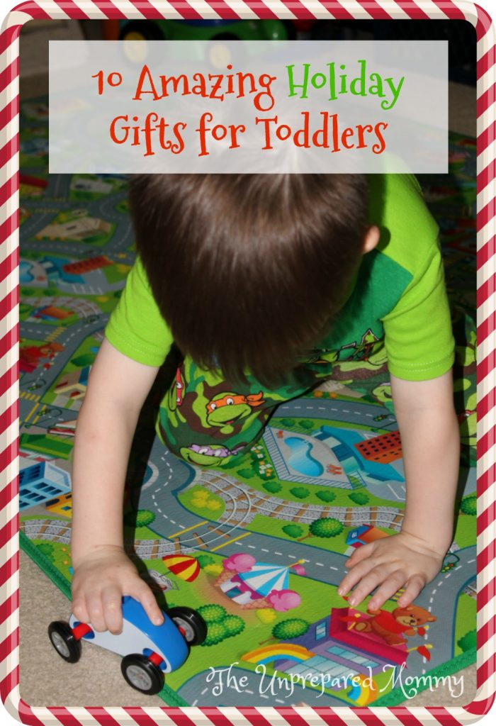 holiday gifts for toddlers