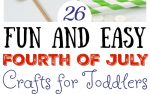 26 Easy and Fun Fourth of July Crafts for Toddlers