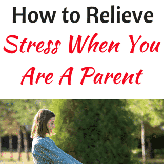 Being a parent can be stressful, especially when you aren't able to get alone time. Here are ways to relieve stress with your kids when you are a parent.