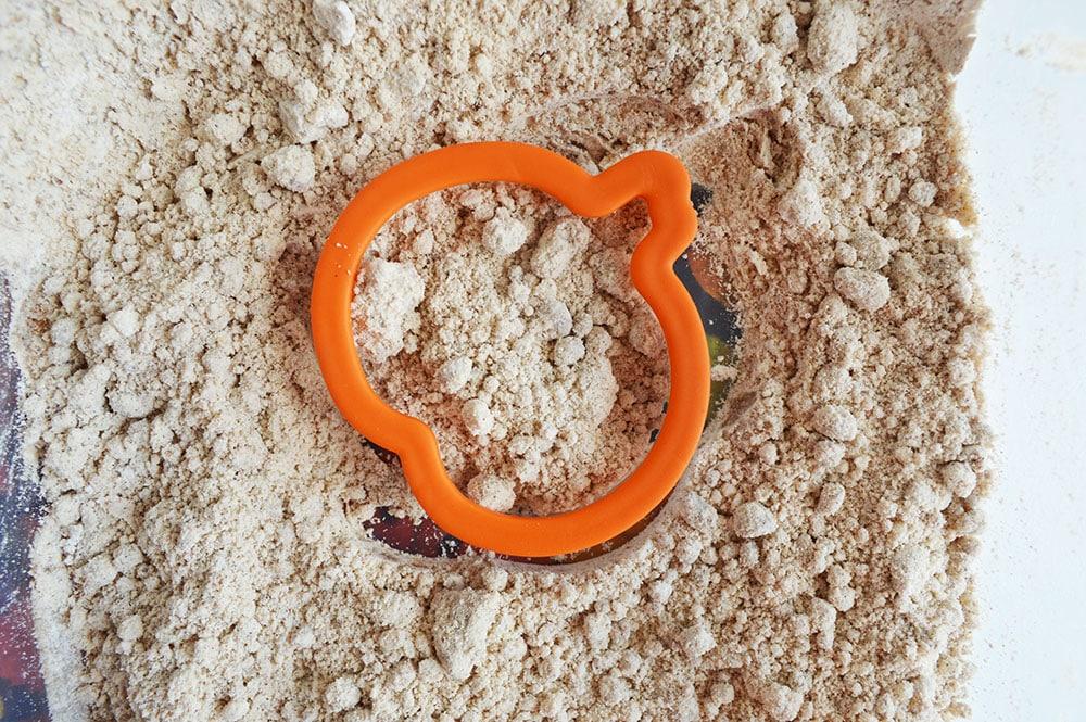 Pumpkin Pie Moon Sand