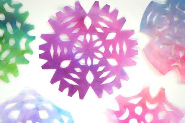 kids crafts for winter