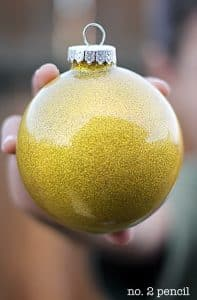 Christmas ornament crafts for preschoolers