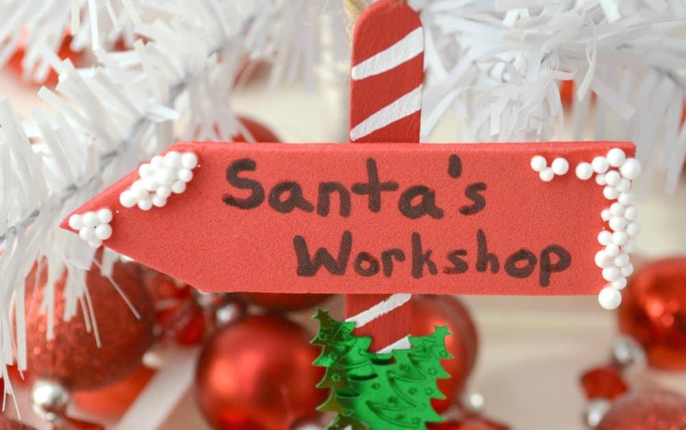 christmas ornament for preschoolers