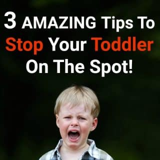 toddler big feelings