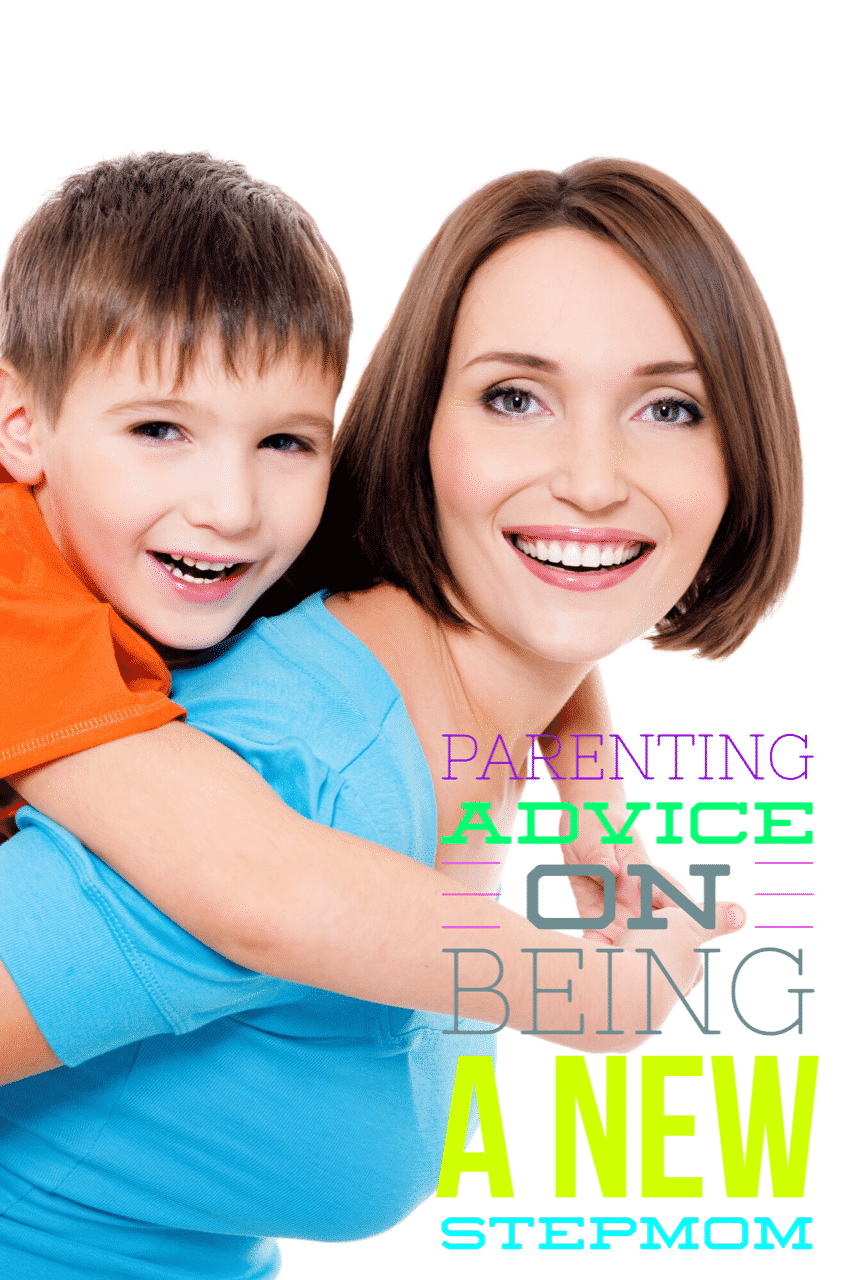 Follow these parenting tips on being a new stepmom to help guide you through the new transition. #parenting #stepmom
