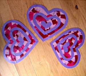 valentine's day crafts for preschoolers