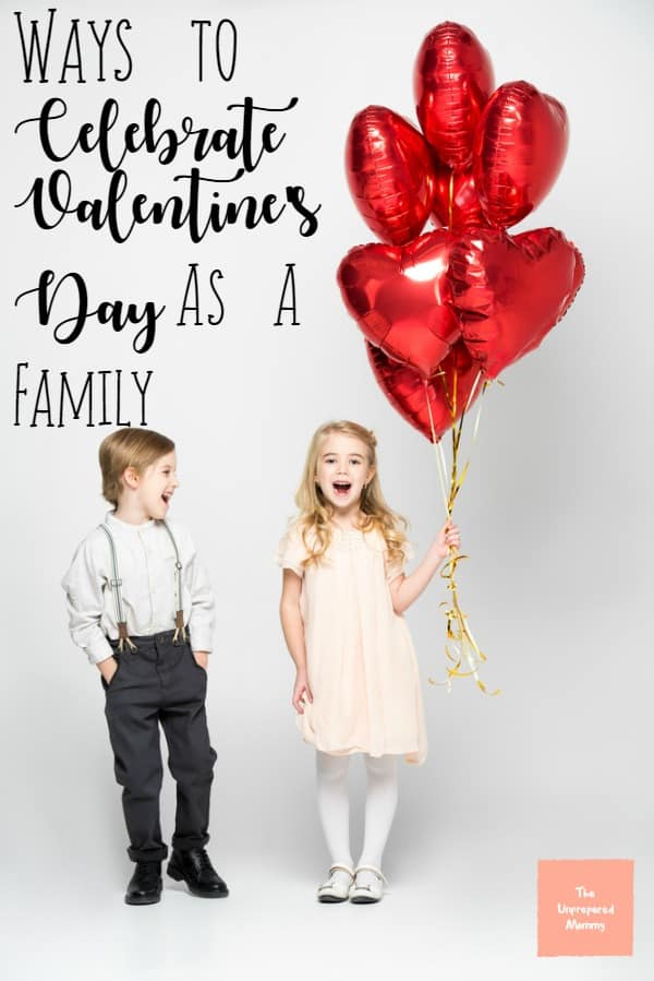 This year consider including your littlest loves in your Valentine plans using these five family Valentine's Day ideas as catalysts for love day fun. #valentines #family #kids