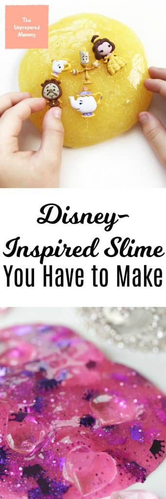 two slime recipes