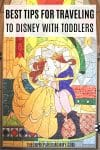 Best Tips for Traveling to Disney With Toddlers