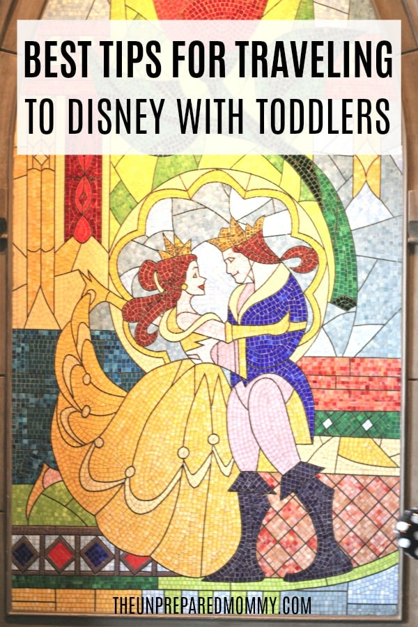 When traveling to Disney with toddlers, you need to know these tips! #disney