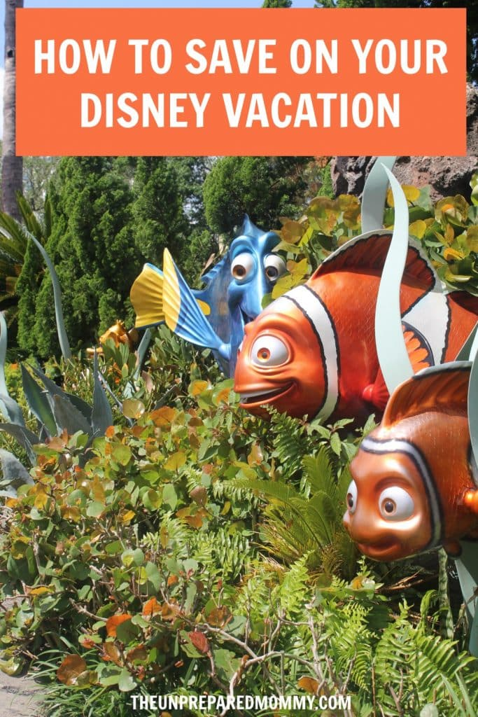 If you aren't going to Disney World because you think it is too expensive, use these ways to save money on a Disney World vacation. #disney #vacation #kids