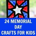 24 Memorial Day Crafts and Activities for Preschoolers