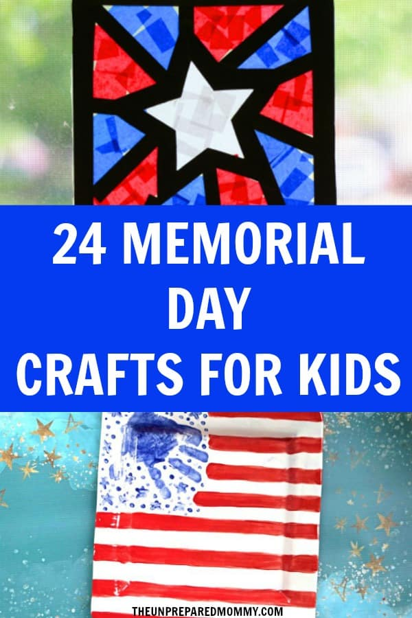 24 Memorial Day Crafts And Activities For Preschoolers The