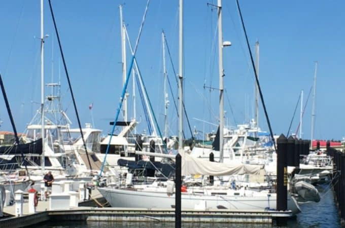 Learn the ways you can go boating this summer. You don't even need to own a boat! #boating #sailing #fishing