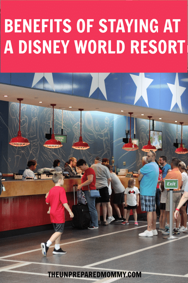 With so many options to choose from, find out why you should stay at a Disney World resort.