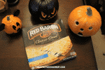 Calming the Halloween Chaos with Red Baron Pizza