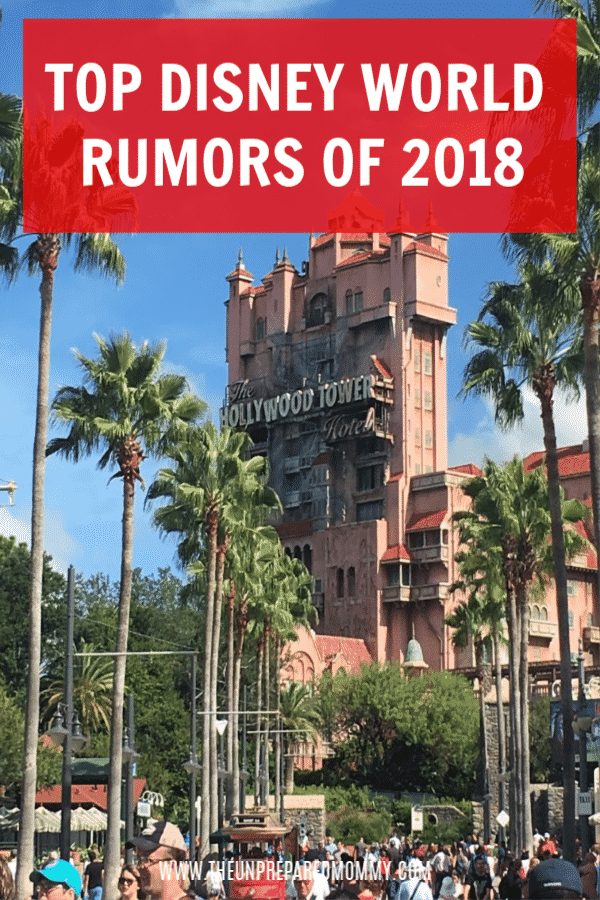 As we approach Disney World's 50th anniversary, there are top Disney World rumors about what might be in store. Click on the pin to find out what! #disney #disneyworld