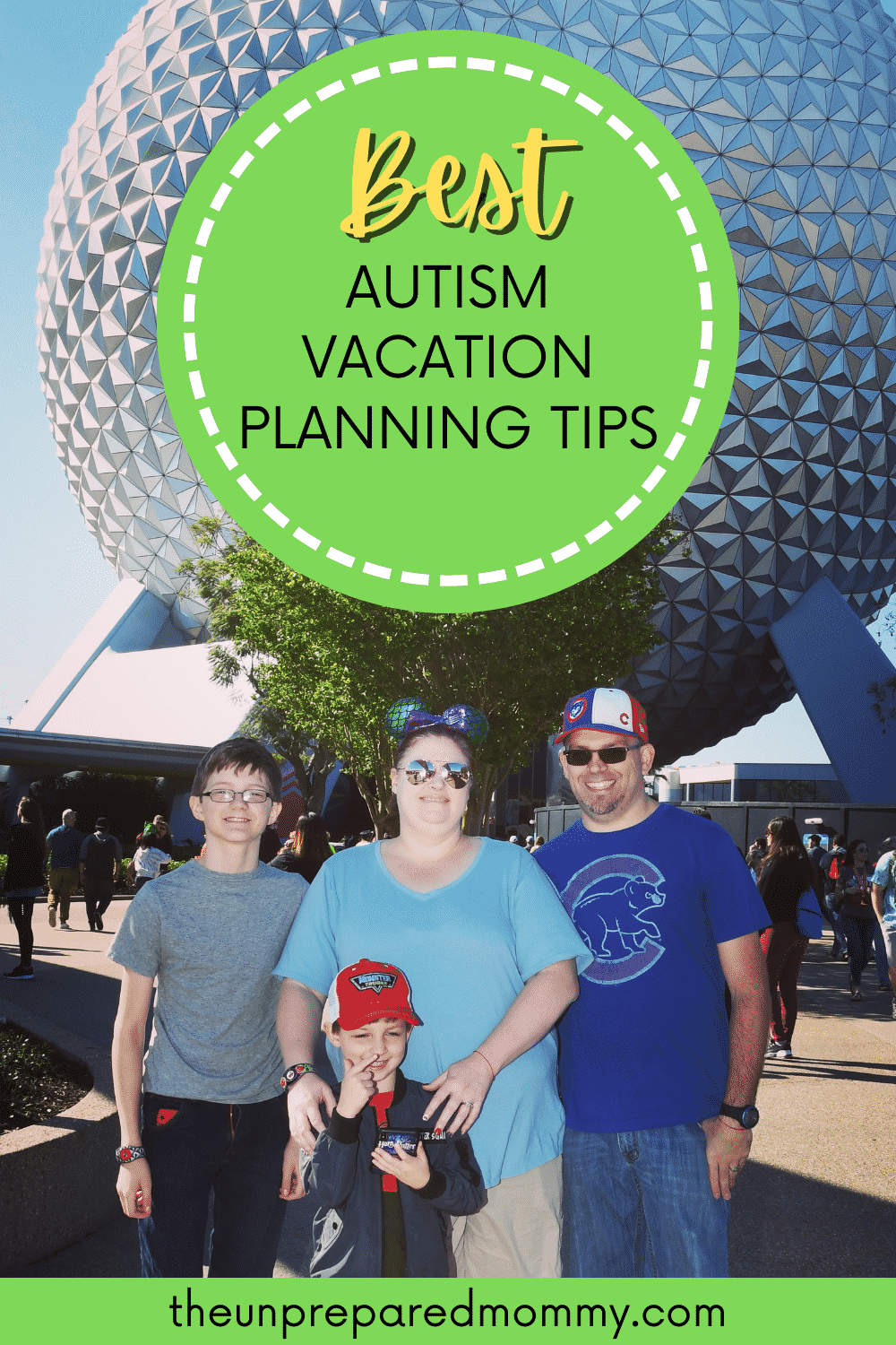 autism vacation planning, how to plan a vacation with an autistic child